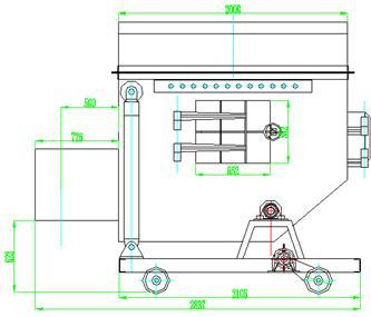 长方体结构 工业设计